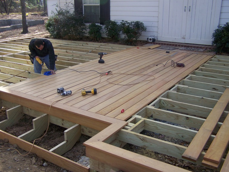 Deck Building Tips Perry Amp Horton Construction